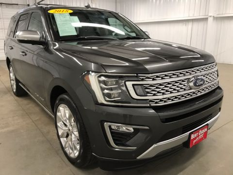 2018 Ford Expedition Platinum